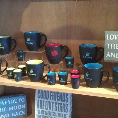 Tobermory coffee mugs