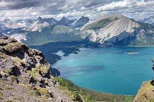 Rawson's Lake Trail and Sarrail Ridge