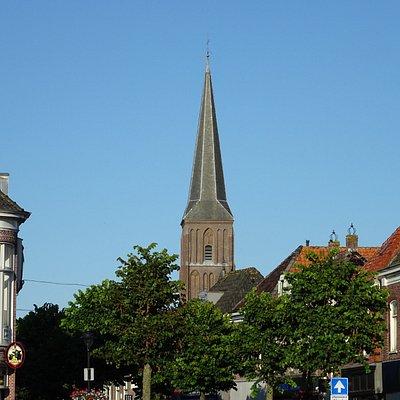 -St Cristofoorkerk Schagen uit 1881-1883;Alfred Tepe architect-