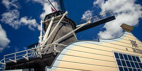 Windmill De Ster Utrecht.