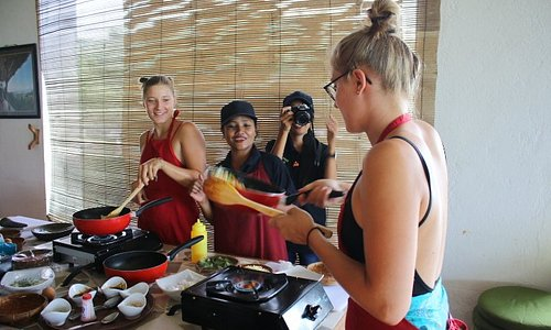 Cooking Class--Learning with Fun