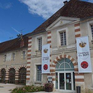 Photo extérieure du musée