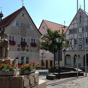 Town Square, Hall and Museum