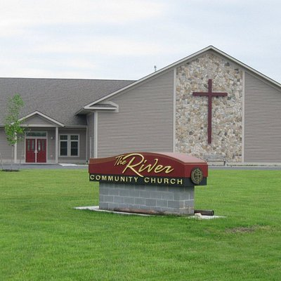 The River Community Church just off Rt 12 in Clayton