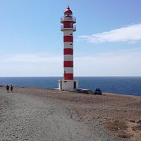 Punta Sardina Lighthouse
