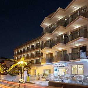 Exterior Hotel Villa Flamenca