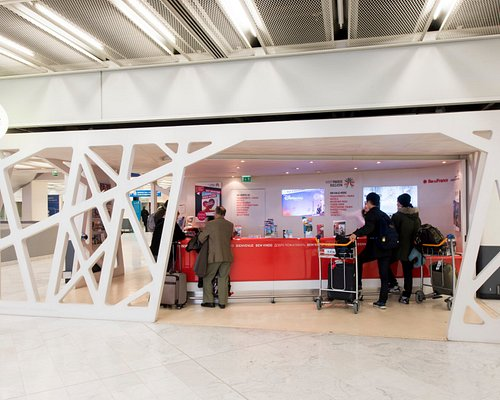Point Information Tourisme - Orly Ouest