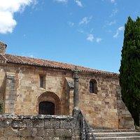 Iglesia de Santa Cecilia, en Salas de los Infantes