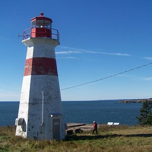 pictures taken in 2013, quite a long walk in, but well worth it. Lighthouse could use some work