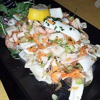 antipasto misto pesce
