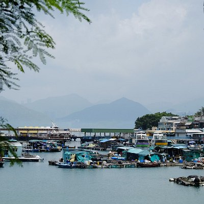Sok Kwu Wan fish village