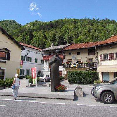 Statua simon gregorcic
