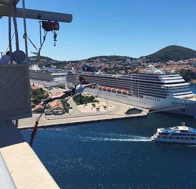 Bungee Juming Dubrovnik