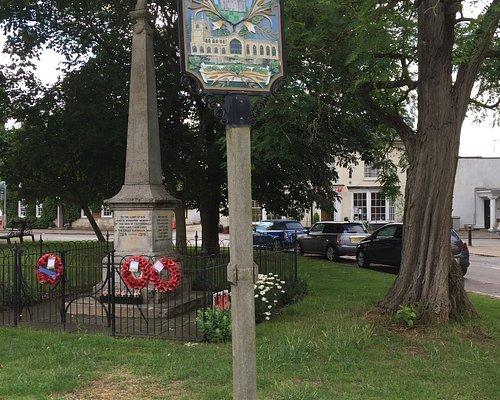 War Memorial Tattershall