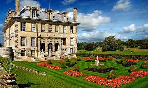 Magnificent Kingston Lacy House. Architecture to treasure and a house full of treasures.