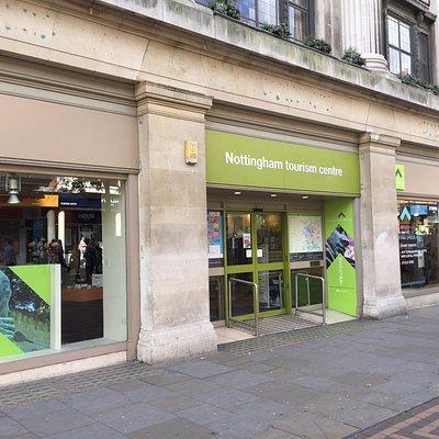 Nottingham Tourism Centre