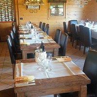 una panoramica del ristorantino
