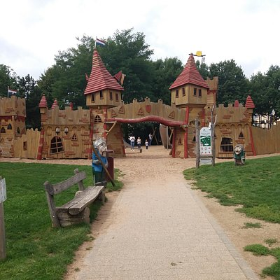 View of Castle Playground