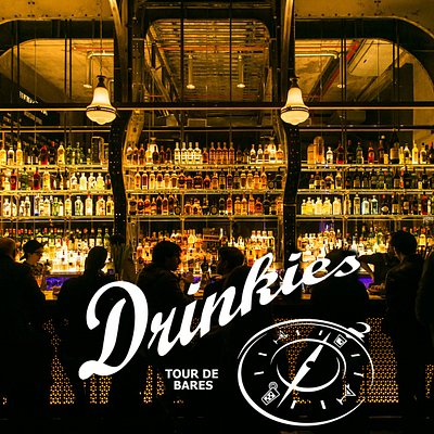 Drinkies bar tours: a journey to the Best Cocktail bars in Buenos Aires.