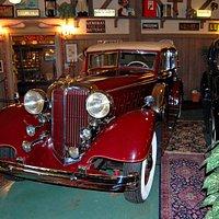 A 1932 Chrysler Custom Imperial.