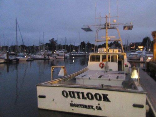 Santa Cruz Harbor, Santa Cruz, Ca