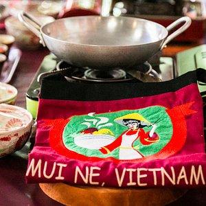 Mui Ne Cooking School, A Taste of Vietnam, cooking class