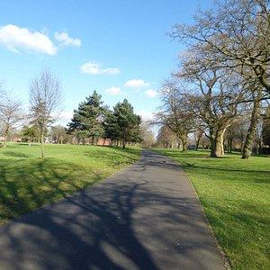 Summer Field park, Harborne walkway, Edgbaston