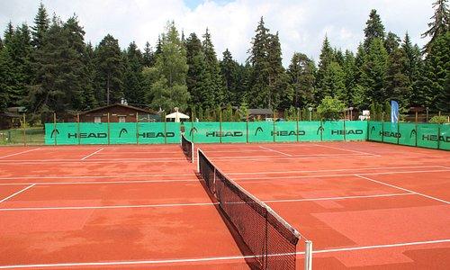 tennis club borovets