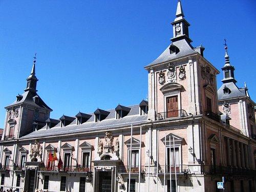Casa de la Villa, Madrid.