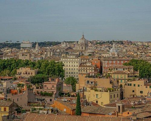 Vista desde San Pietro in Montorio