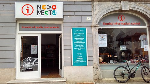 Get all the info you need to explore Novo mesto