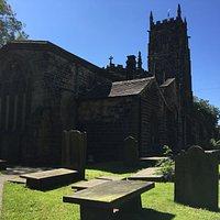 Traditional church.