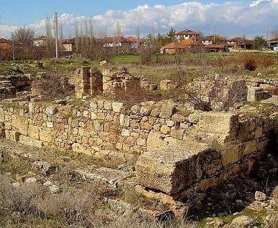 Sebaste Antik Kenti