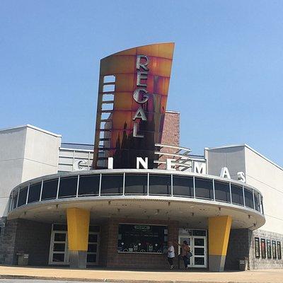 Local theatre.
