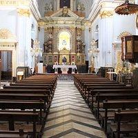 Iglesia de la Natividad de Nuestra Senora