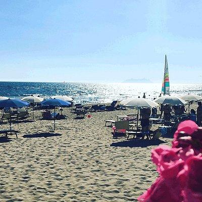 La nostra spiaggia.