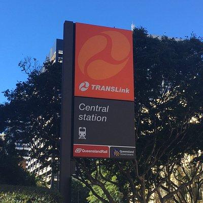 Central Station - Brisbane Queensland