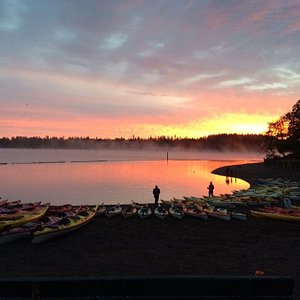 Comox Valley Kayaks & Canoes
