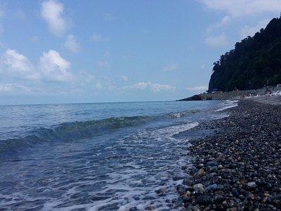 Пляж Сарпи