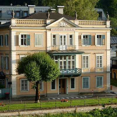 Leharvilla in Bad Ischl