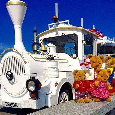 Petit Train Guernsey