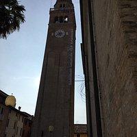 Det skjeve tårn i Portogruare