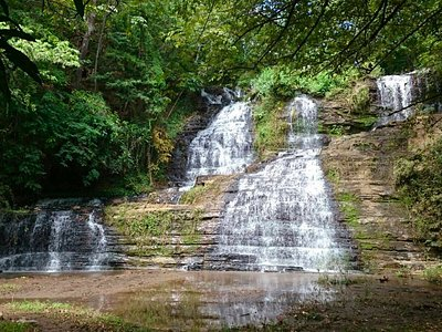 Los cordobas hiking hidden waterfall