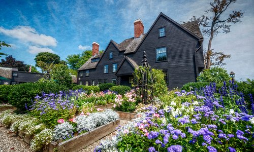 The House of the Seven Gables. Courtesy of Frank C. Grace