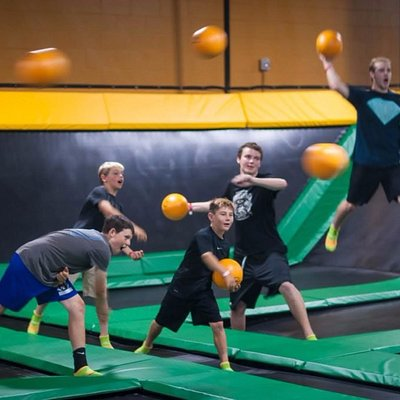 dodgeball!!