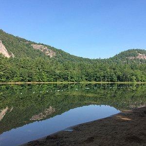Part of Echo Lake