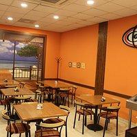 Étterem rész