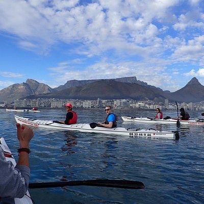Guided Kayak Adventure