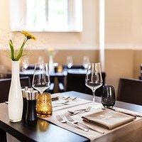 Innenansicht Restaurant von Bora