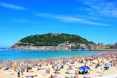 La concha beach By Nadia